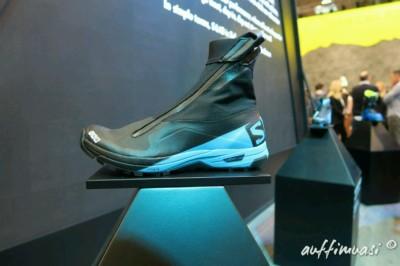 SLAB XA Alpine - ein spannender Schuh