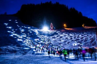 Die Bilder vom Start sind immer wieder Beeindruckend. Foto: © www.michaelwerlberger.at