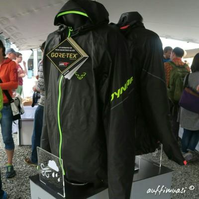 Sie neue Dynafit Jacke mit Gore Tex Activ Shell