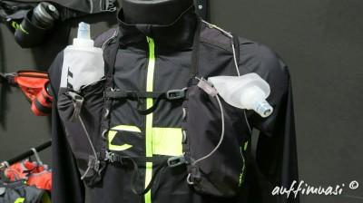 Der neue 4l Rucksack von Scott bietet Platz für Flasks vorne.
