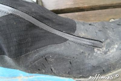 Wie von Salomon gewohnt, ist der Slab XA Alpine sehr sauber verarbeitet.