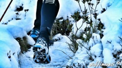 Viel Grip Dank der Snowline Chainsen