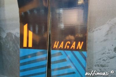 Neues Design bei Hagan.