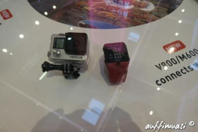 Die Polar V800 steuert nun auch die GoPro.